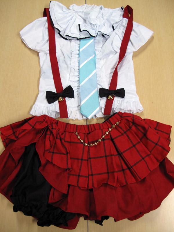 ◆コスプレ衣装◆ラブライブ!/絢瀬絵里 僕らは今のなかで/BODY LINE製・女性Sサイズ【中古】【即納】