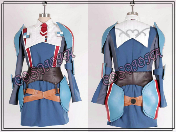 戦場のヴァルキュリア アリシア コスプレ衣装  05P03Dec16