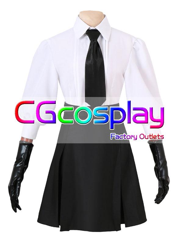 全国一律送料無料!文豪ストレイドッグス 与謝野晶子 コスプレ衣装 高品質新品 Cosplay コスチューム
