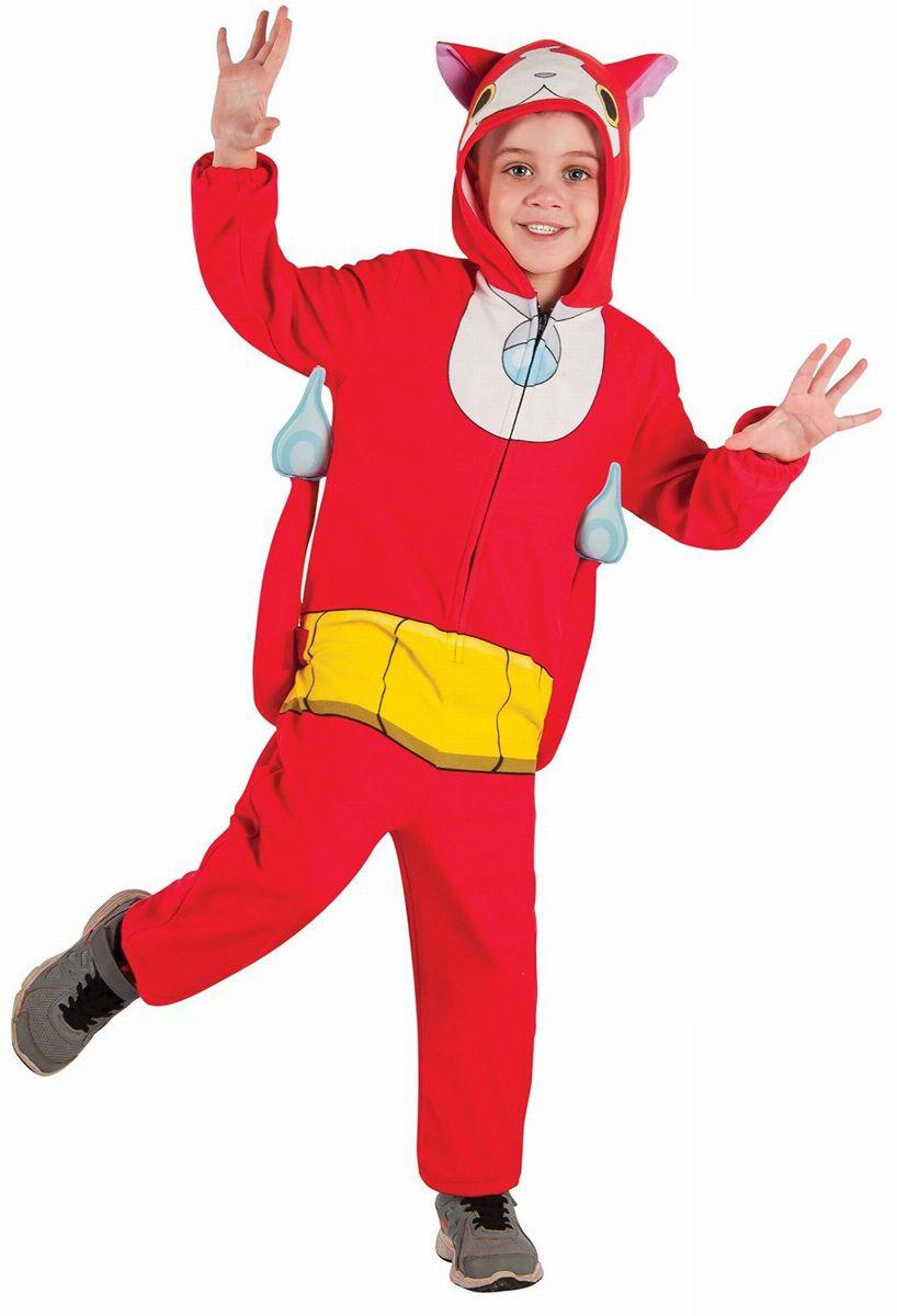 妖怪ウォッチ ジバニャン コスプレ 衣装 ハロウィン 子供用 コスチューム