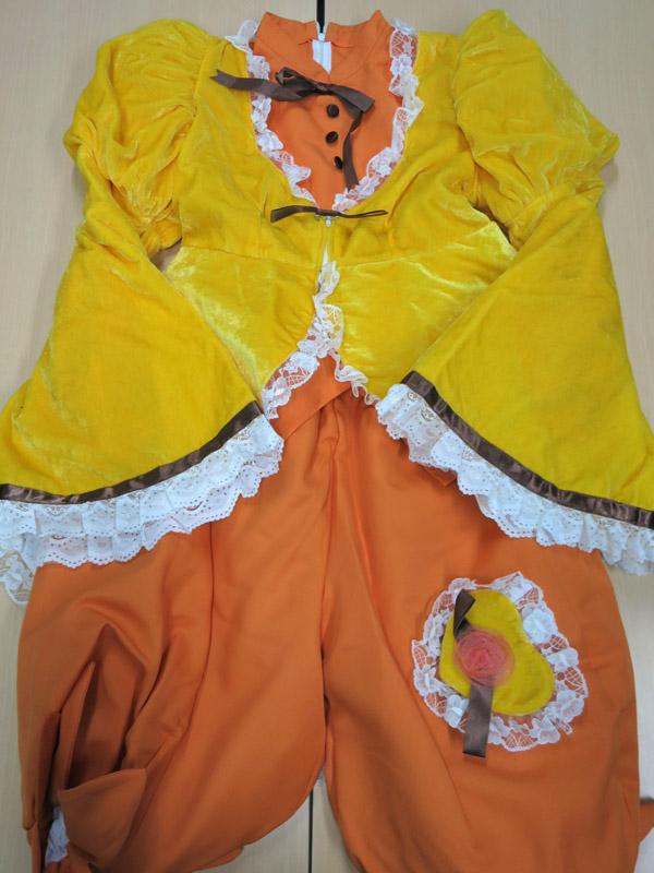 ◆コスプレ衣装◆ローゼンメイデン Rozen Maiden/金糸雀 カナリア/女性Mサイズ【中古】【即納】