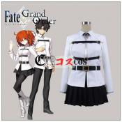コスプレ衣装 Fate/Grand Order FGO 女主人公 ぐだ子  魔術礼装・カルデア 藤丸 立香 フェイトグランドオーダー 制服「オーダーサイズ製作可能」主人公