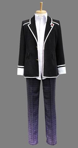 DIABOLIKLOVERS 衣装 ゲーム版/嶺帝学院高校男子制服/M<!-- &nbsp;《14年08月下旬》 -->