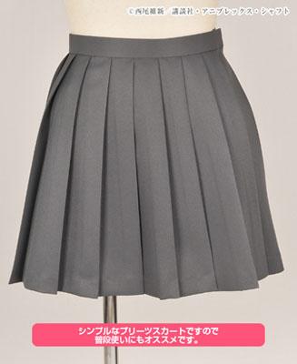 化物語 私立直江津高校 女子 制服 スカート/レディース-L<!-- &nbsp;《12年04月上旬》 -->