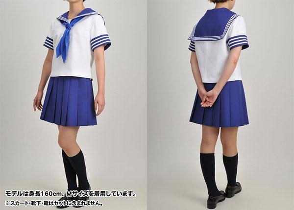 花咲くいろは 香林高校女子制服 夏服 ジャケットセット/レディース-M<!-- &nbsp;《13年03月上旬》 -->