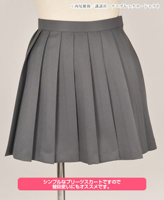 化物語 私立直江津高校 女子 制服 スカート/レディース-M<!-- &nbsp;《12年04月上旬》 -->