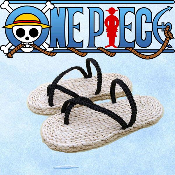 【送料無料】ONE PIECE モンキー・D・ルフィ コスプレ靴 ワンピース ロロノア・ゾロ ナミ ウソップ サンジ