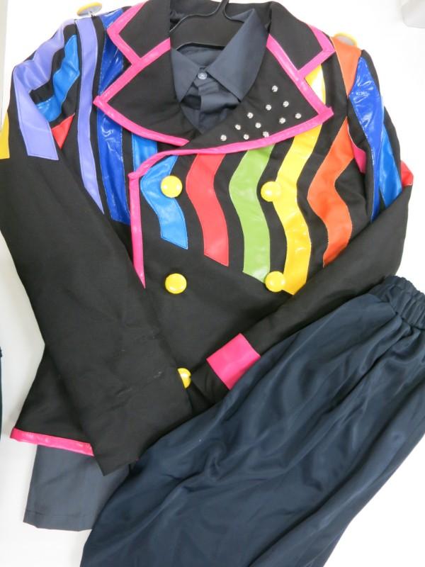 ◆コスプレ衣装◆アイドリッシュセブン・アイナナ/百・上着袖+腕輪べたつき(女性XL)【中古】仮装