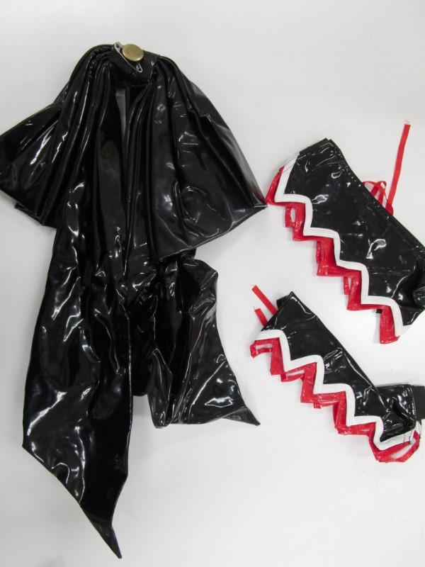 画像(◆コスプレ衣装◆ひぐらしのなく頃に/エンジェルモート制服・全体汚れ・ホック+ボタンはずれ(女性L)【中古】)1