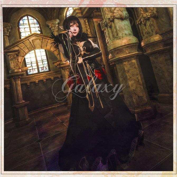 Fate/Grand Order FGO Fate/Apocrypha フェイト・アポクリファ セミラミス 女帝 コスプレ衣装 wow434【送料無料】