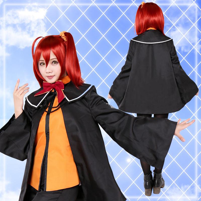 【女子・黒制服】Fate/Grand Order FGO 魔術協会制服風衣装 ハロウィン 仮装 コスプレ ハロウイン