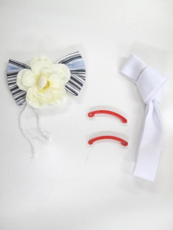 画像(◆コスプレ衣装◆ラブライブ・スクフェス・μ's/高坂穂乃果・晴れ着編・覚醒前(女性S)【中古】)1