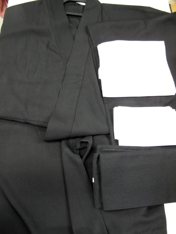 ◆コスプレ衣装◆薄桜鬼/斉藤一・和装・ACOS製(女性L)【中古】仮装
