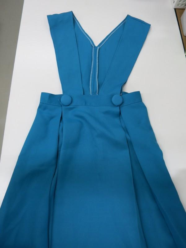◆コスプレ衣装◆新世紀エヴァンゲリオン/女子制服・ジャンパースカートのみ(女性S)ハロウィン/仮装