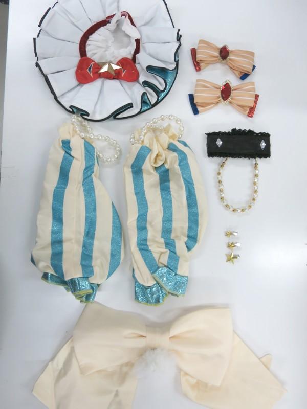 画像(◆コスプレ衣装◆ラブライブ/東條希・サーカス編・靴(22.0)付(女性S)【中古】)1