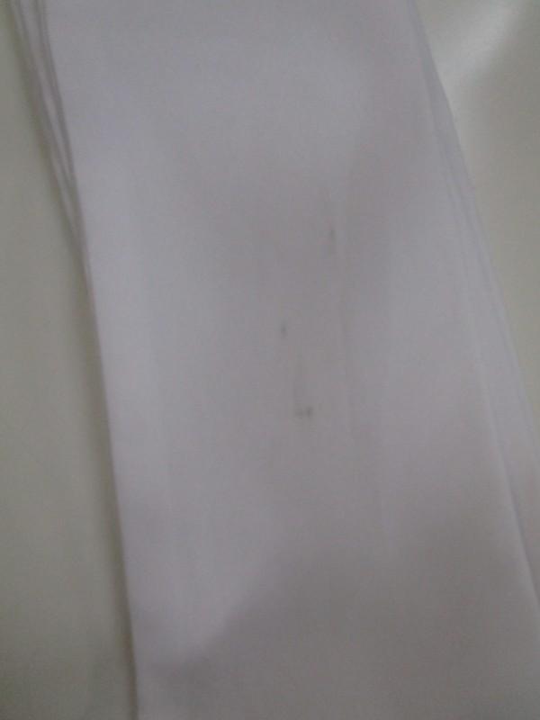 画像(◆コスプレ衣装◆薄桜鬼・新選組奇譚/斎藤一・洋装・白布やや汚れ(上男性L/下男性M)【中古】)1