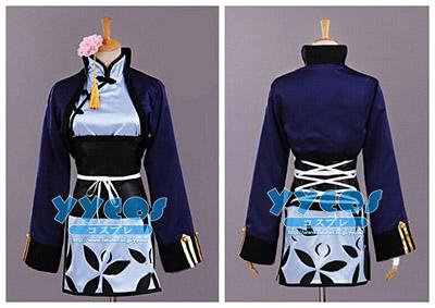 コスプレ衣装 黒執事 藍猫(ランマオ)変装/仮装/豪華/華麗/高品質
