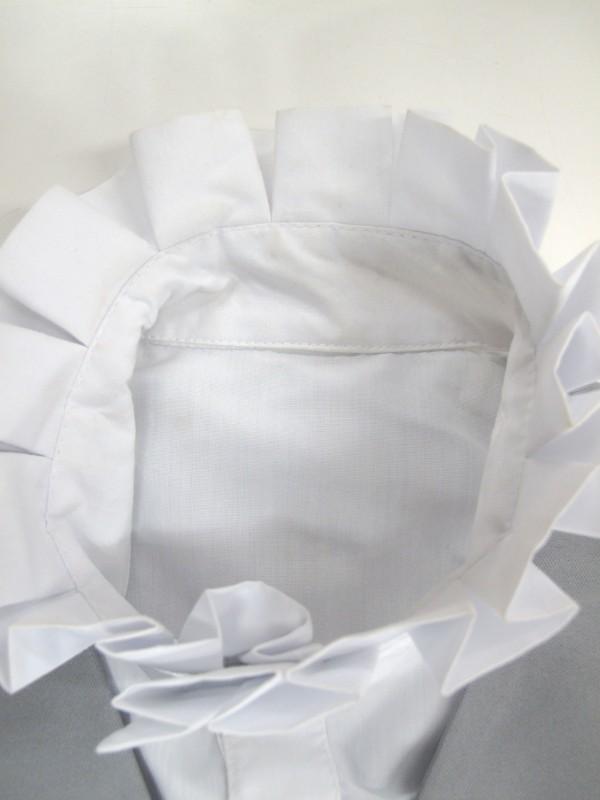 画像(◆コスプレ衣装◆黒執事・Book of/シエルファントムハイブ・夜会(黒)・眼帯+帽子付・シャツ汚れ(女性M)【中古】)1