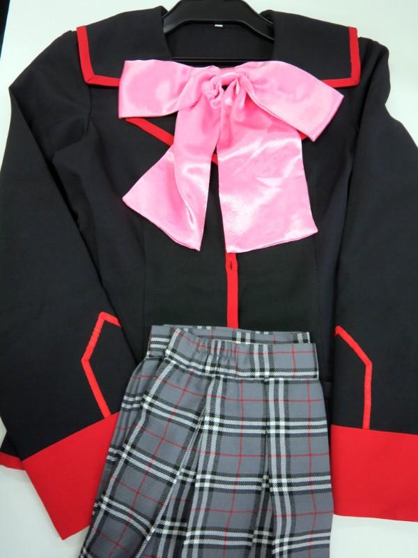 ◆コスプレ衣装◆リトルバスターズ!・リトバス/女子制服・クドマント+帽子付(女子M)