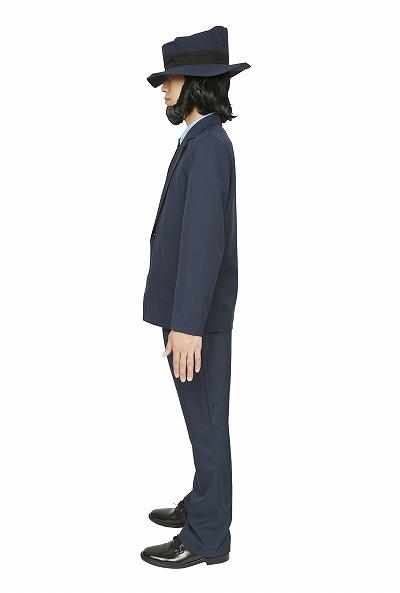 画像(【ルパン三世 コスプレ】大泥棒シリーズ クールガンマン [次元大介 コスプレ 衣装 コスチューム ルパン 仮装 大人 男性 なりきり 衣装]【A-1328_862932】)1