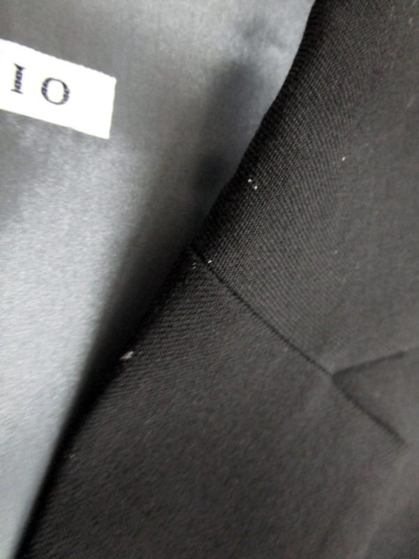 画像(◆コスプレ衣装◆ペルソナ5/秀尽学園高校男子冬制服・上下セット・上着襟やや色移り・コスパティオ製(上女性M・下女性L)【中古】)1