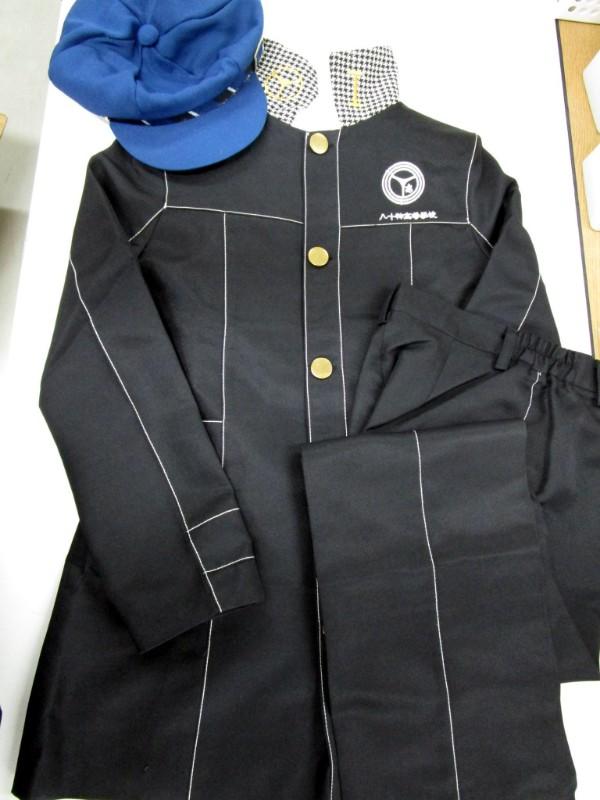◆コスプレ衣装◆ペルソナ4/白鐘直斗・帽子付・上着襟汚れ(女性S)【中古】